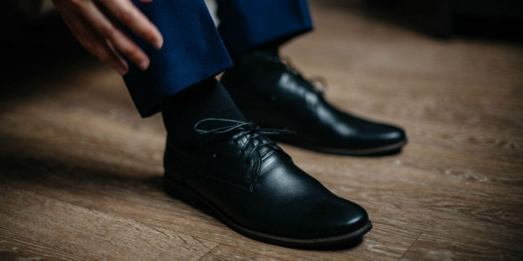 Zapatos para tu uniforme Image