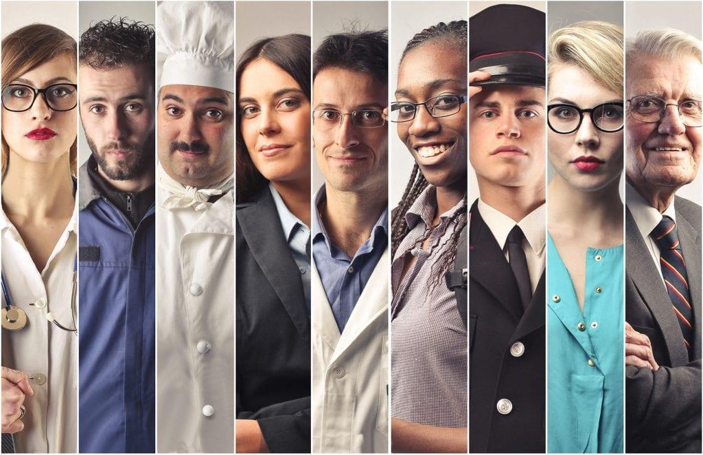 Dime en qué trabajas y te diré que uniforme debes usar Image