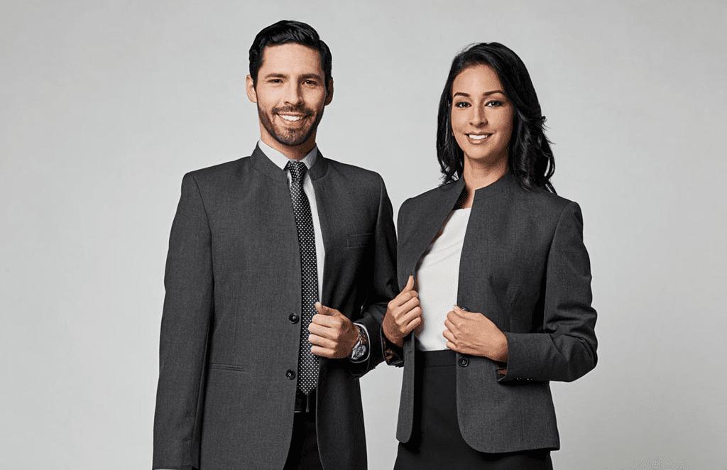 Uniformes corporativos: una estrategia de imagen empresarial
