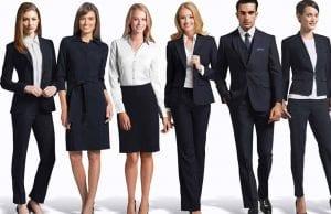 Uniformes corporativos aumentan la productividad empresarial