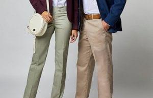Pantalones Dockers en uniformes corporativos