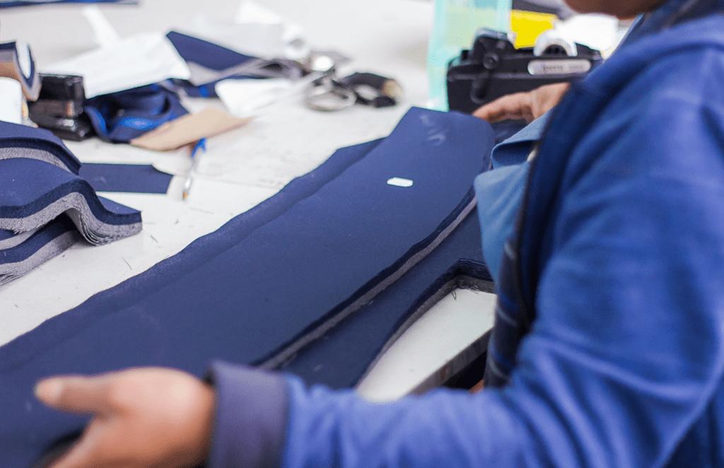 Encuentra la talla ideal para tu uniforme