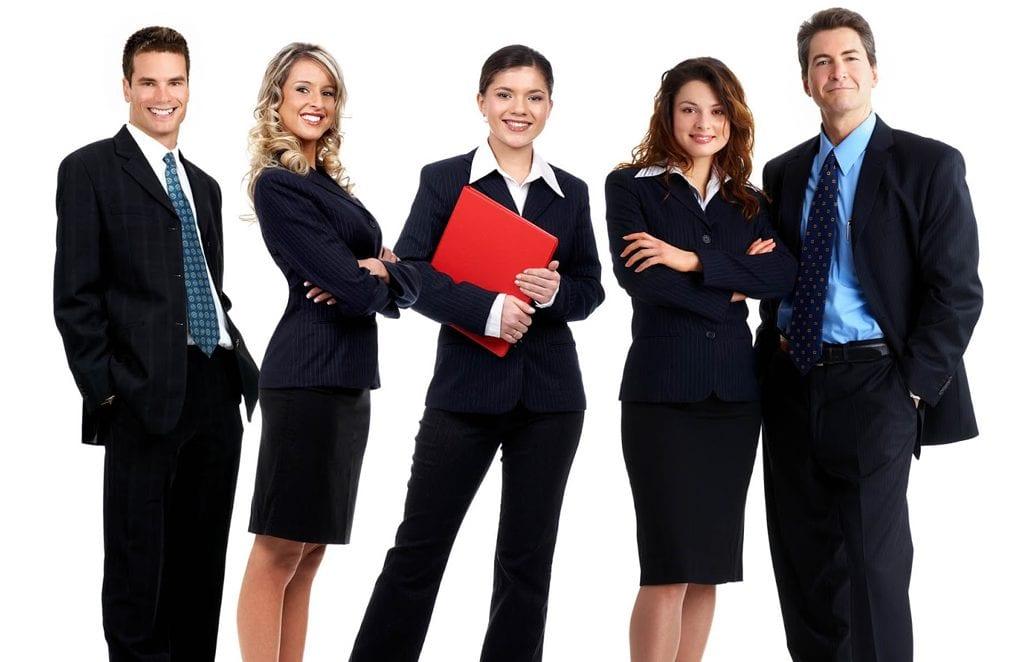 Tipos de uniformes para las empresas